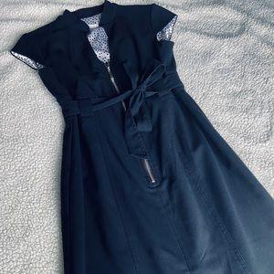Working Sleek Petite Dress